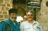 Danny Pinkus, Schriftsteller und Antiquitätenhändler