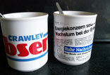 Crawley Kaffeebecher