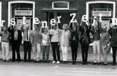 Redaktion und Geschäftstelle der Ruhr-Nachrichten in Dorsten, Umbenennung in Dorstener Zeitung
